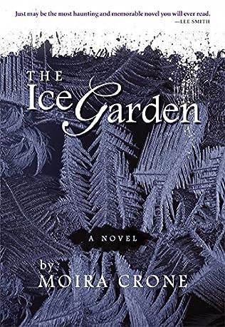 book cover of The Ice Garden