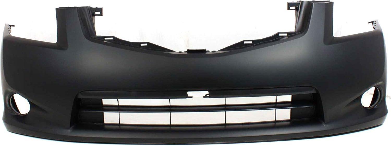 Front BUMPER COVER Primed for 2010-2012 Nissan Sentra