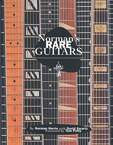 Norman's Rare Guitars: Softcover Book