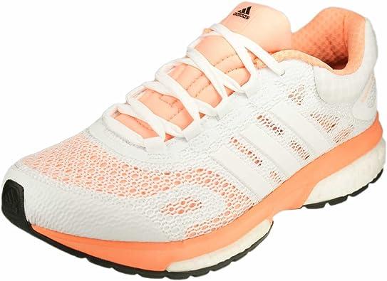 adidas Response Boost W - Zapatillas para Mujer, Color Pink, Talla 38: Amazon.es: Zapatos y complementos