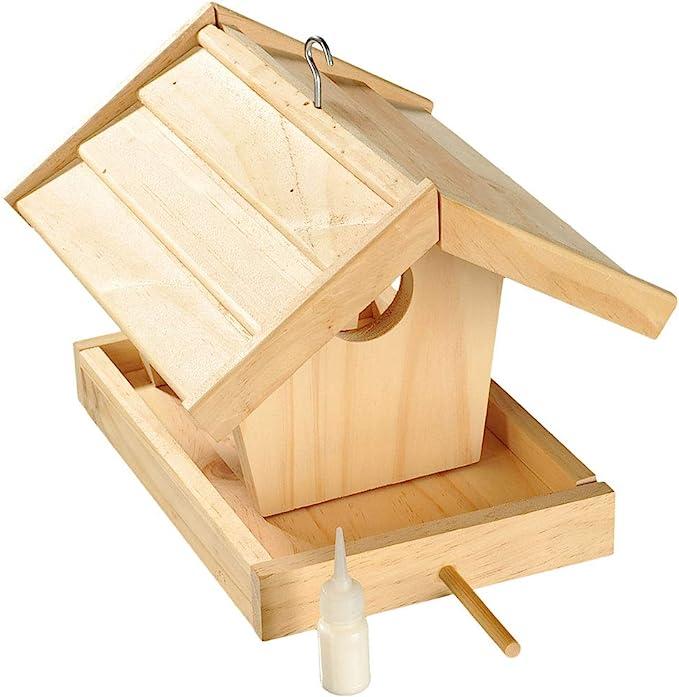 Vogelhaus-Bausatz - Bausätze für Kinder - Werkbank Bausätze