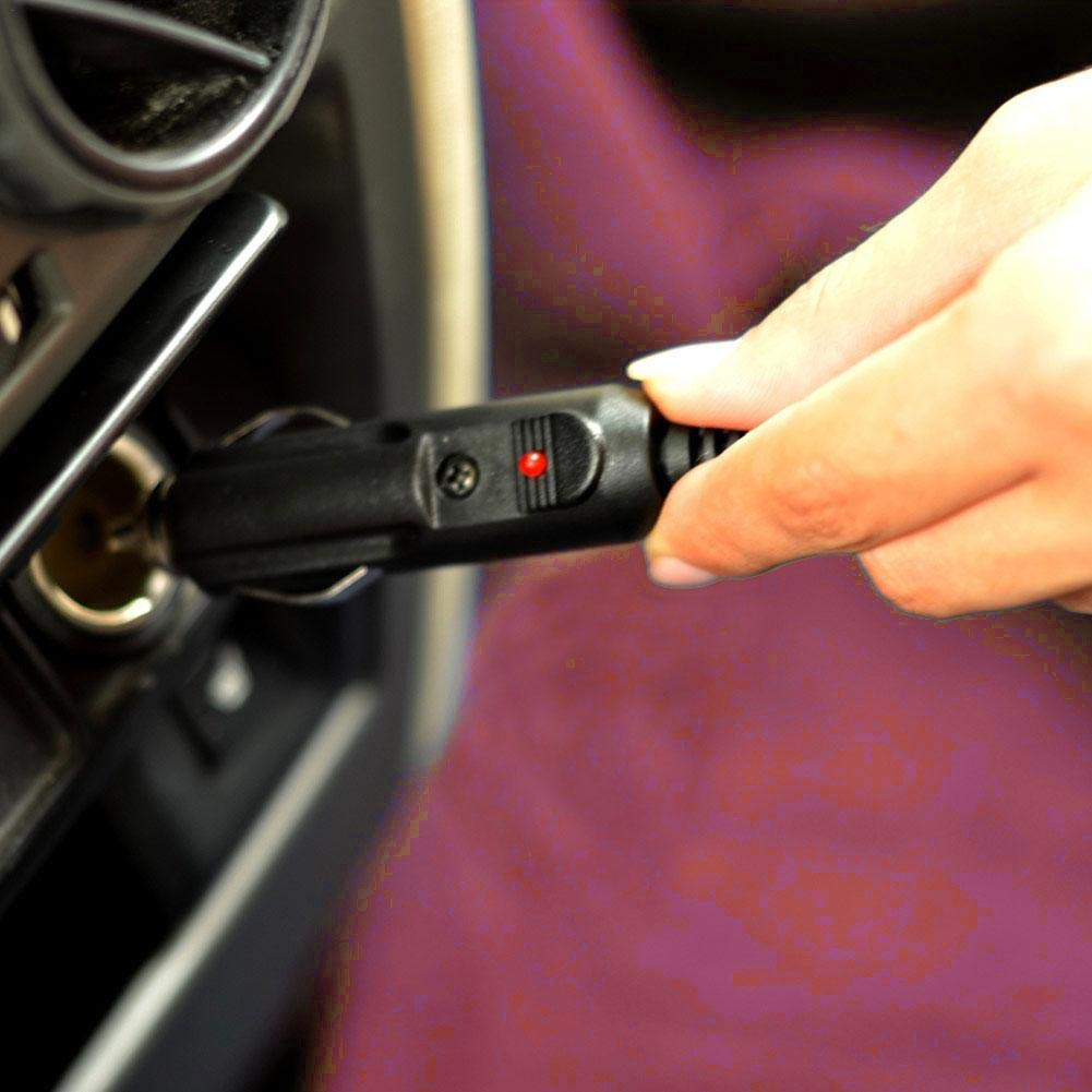 Amazon.com: Missbee - Manta eléctrica de 12 V para coche con ...
