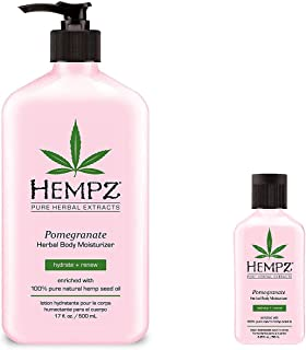 product image for Hempz Herbal Body Moisturizer, Pomegranate