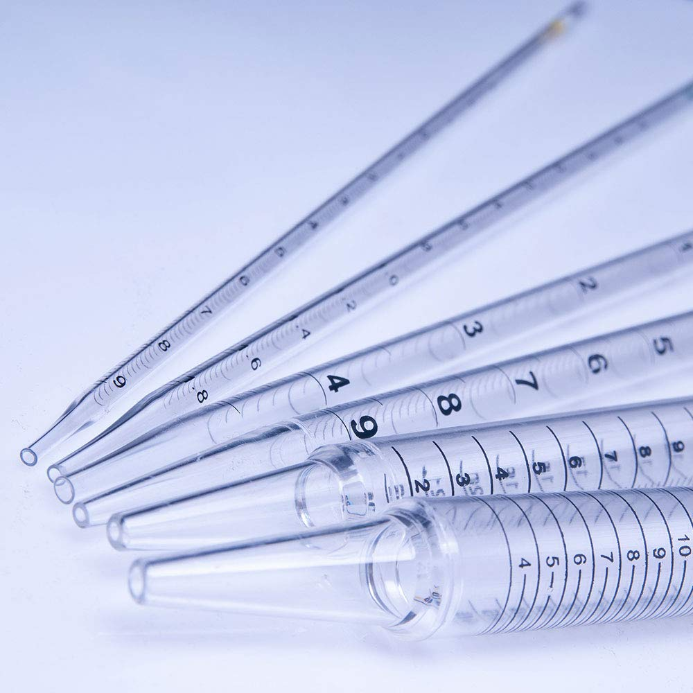 Olympus 25ml Serological Pipets, Individually Wrapped, Sterile, 200 Serological Pipettes/Unit