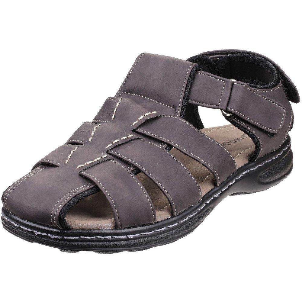 Fleet And Foster Mens Felixstowe Velcro Summer Sandals QCAVo