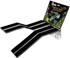 OASIS #64226 Turtle Ramp - Large 16-Inch by 11-Inch by 4-1/2-Inch