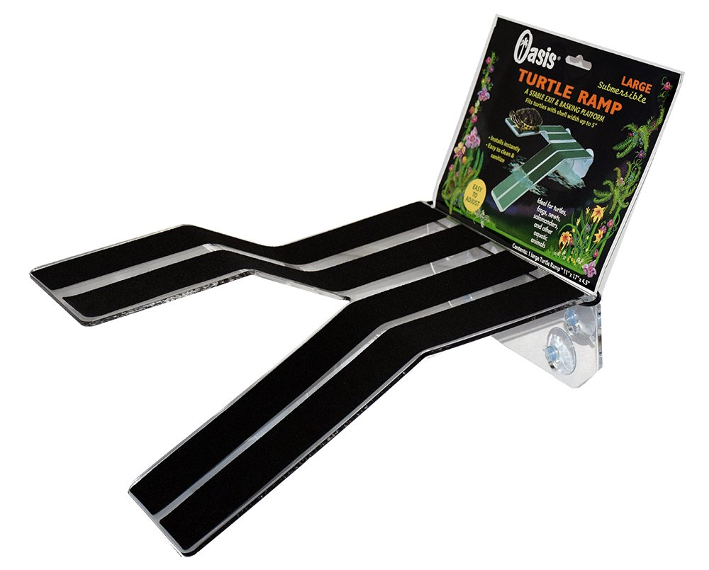 OASIS  #64226   Turtle Ramp - Large  16-Inch by 11-Inch by 4-1/2-Inch by Oasis