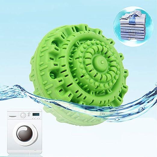 GQHH Magic Laundry Ball No Detergent Wash Estilo de Lavado ...