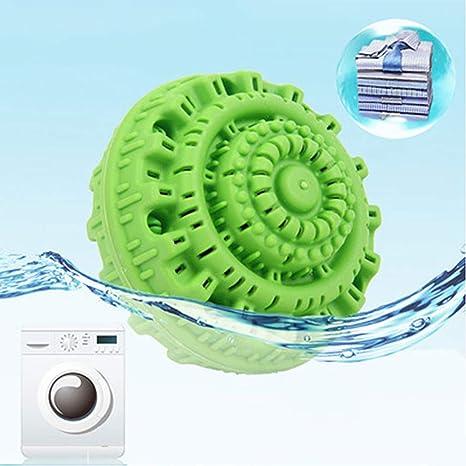 Magic - Bola de lavandería sin detergente, lavable, estilo mago ...