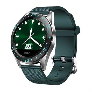 SMSTG Gt105 1.22inch Smartwatch Men Women Heart Rate Blood ...