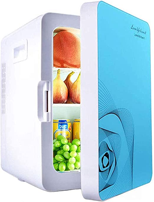 Mini refrigerador-congelador, refrigerador portátil y función de ...
