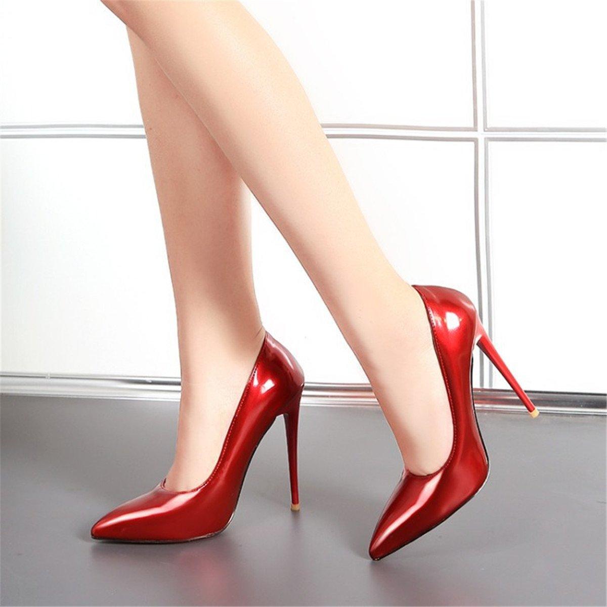 Damens's Schuhes Comfort Sandales Walking Walking Walking Schuhes | Damen Sandalen | Sandalette Präsident high-heel Schuhe | Schuhe mit hohen Licht ist gut mit der Hochzeit Schuhe Sandalen | Frauen ROT 9517cf