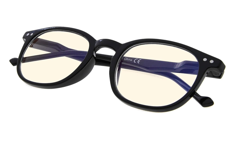 Computer Glasses Blue Light Blocking Glasses Classic Vintage Style Anti Blue Light Glasses