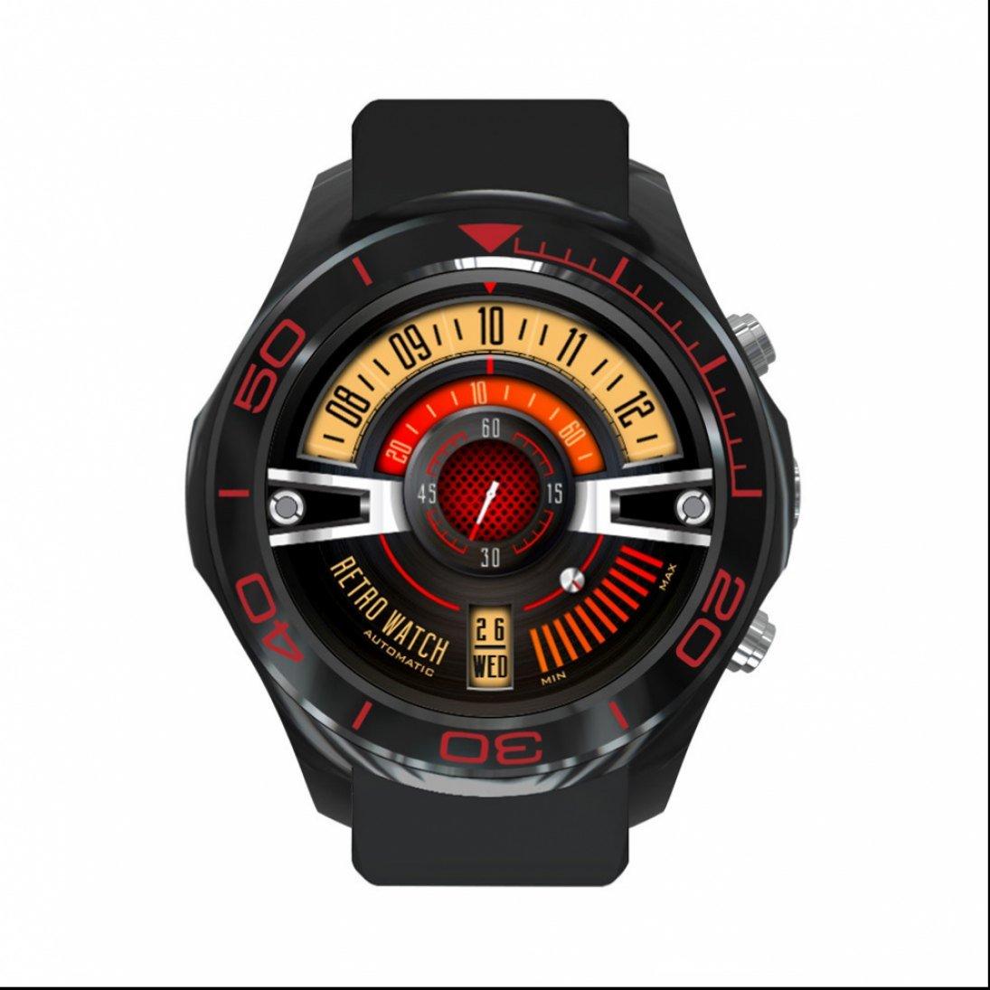 Handy Uhr Mit Sim Karte.Smartuhr Android Smartwatch Handy Uhr Unterst Uuml Tzung Sim Karte