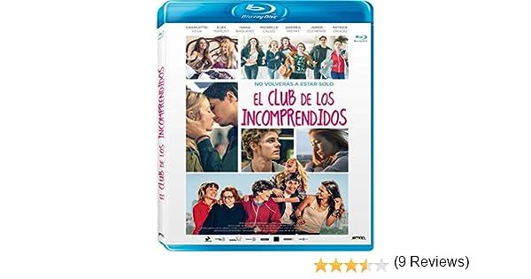 El Club De Los Incomprendidos [Blu-ray]: Amazon.es: Charlotte Vega, Álex Maruny, Carlos Sedes Prego, Charlotte Vega, Álex Maruny, Carlos Sedes Prego: Cine y Series TV