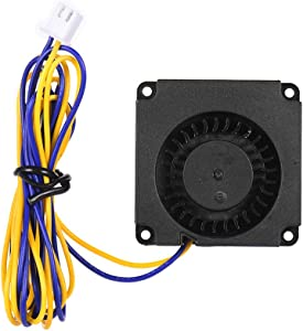Aibecy 4010 Brushless Blower Cooling Fan Turbo Fan 40 40 10mm 24V DC with Ball Bearing 2Pin Connector for CR-8S Ender 3 3D Printer Hotend Extruder