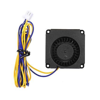 Creality 3D 4010 Ventilador sin escobillas Ventilador Ventilador ...
