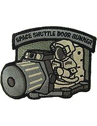 MIL-SPEC Shuttle Door Gunner Patch ACU