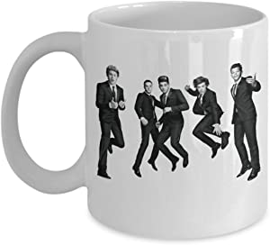 One Direction Coffee Mug - One Direction 1D Beautiful Christmas Gifts - Prime Features a Stunning Image of Niall Horan, Zayn Malik, Liam Payne, Harry Styles
