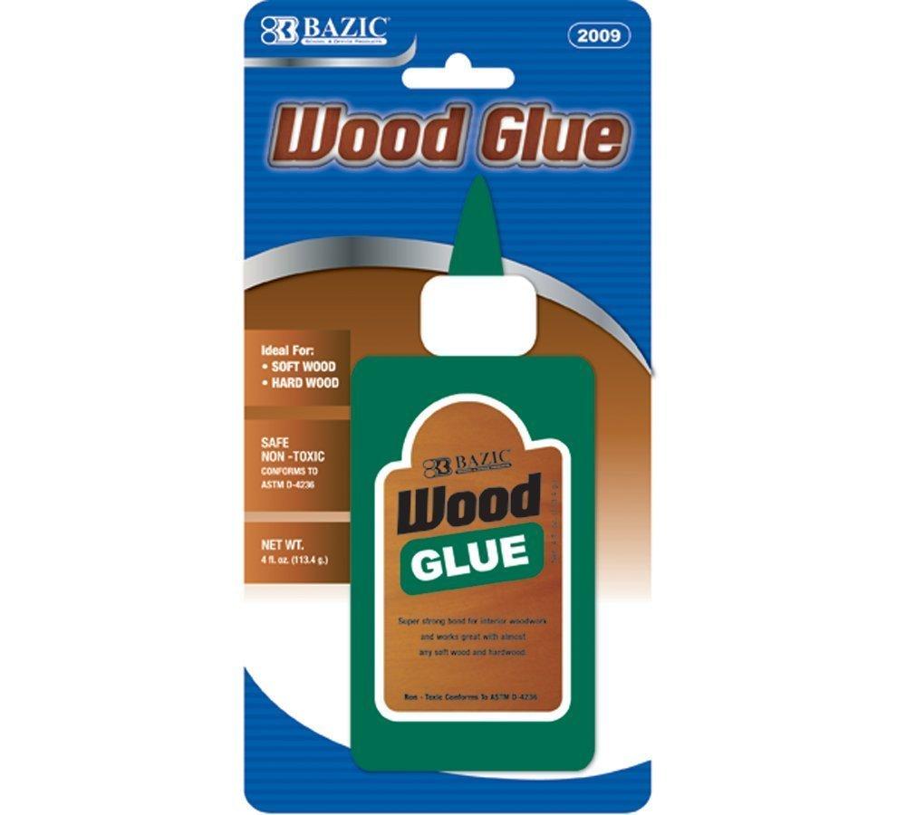 BAZIC 4 fl. oz. (118 mL) Wood Glue (Case of 144)