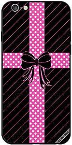 حافظة لهاتف ايفون 6s بنمط Tie Pink & Clack