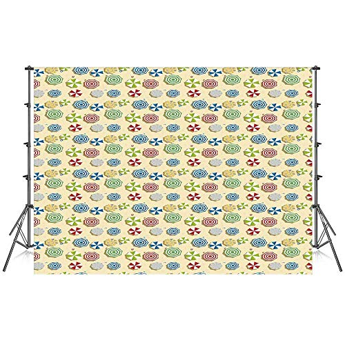 Abstract Stylish Backdrop,Colorful Umbrellas Toys on for sale  Delivered anywhere in USA
