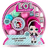 L.O.L. Surprise Color Change Lip Gloss by Horizon Group USA