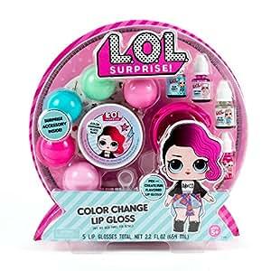 L.O.L. Surprise Color Change Lip Gloss by Horizon Group USA