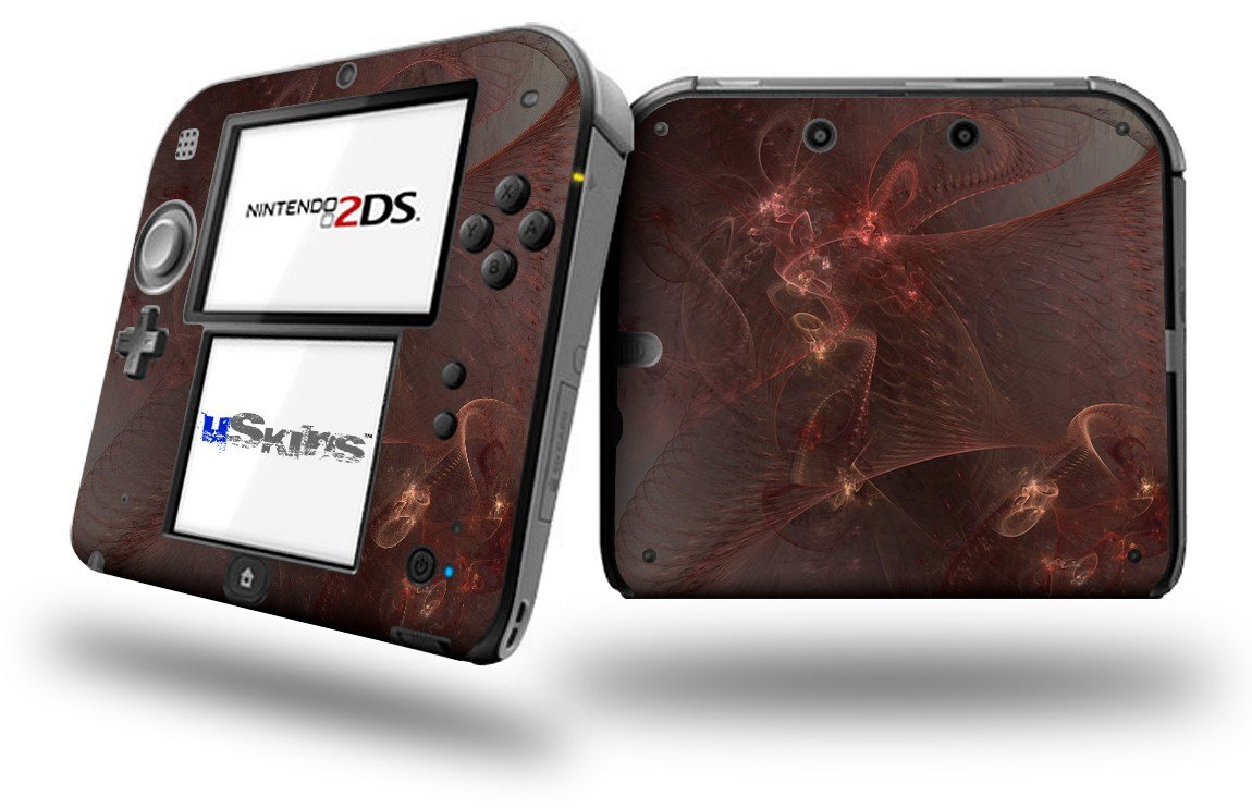 Tangled Web - Decal Style Vinyl Skin fits Nintendo 2DS - 2DS NOT INCLUDED