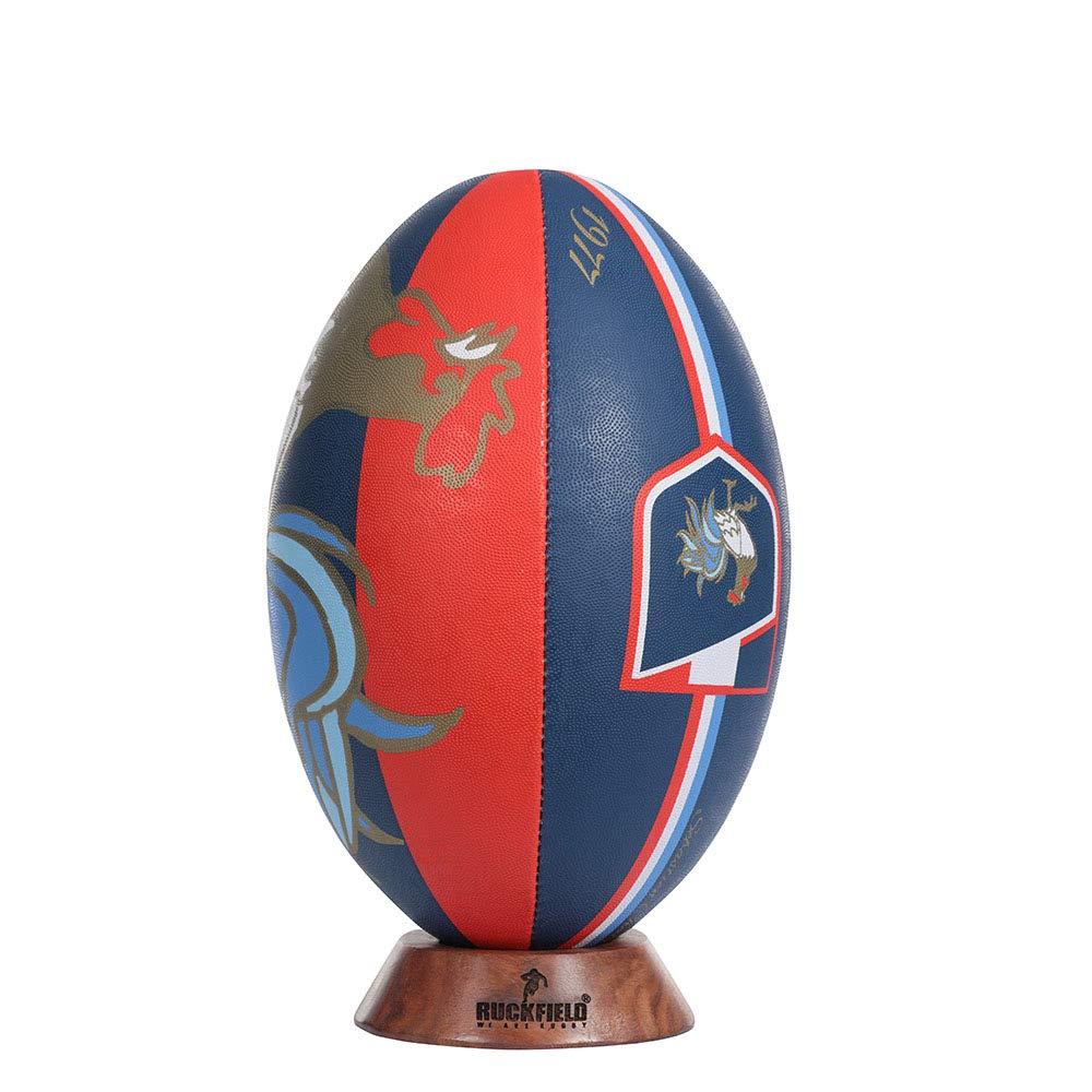 Ruckfield - Ballon rugby France - Bleu 3253538717316