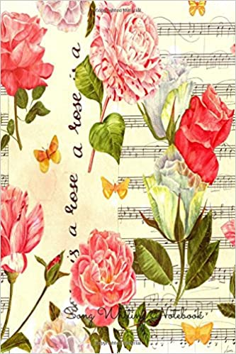 Song writing notebook linedruled paper and staff manuscript paper song writing notebook linedruled paper and staff manuscript paper for notes lyrics and music for musicians music lovers students songwriting mightylinksfo