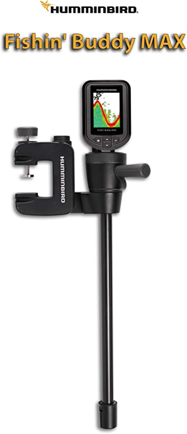 Humminbird 410050-1 Fishin/' Buddy MAX Fishfinder