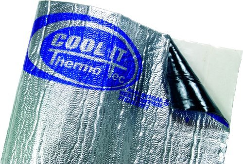 Thermo-Tec 14600 12 X 12 Heat and Sound Suppressor, 2 Piece by