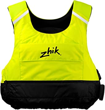 Zhik Racing Cut 50N Pfd Kayak Dinghy Sailing PFD Buoyancy Aid for Watersports Red Neoprene Wetsuit shoulder straps Unisex