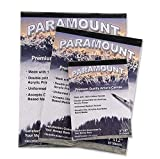 Paramount Artist Double Primed 100% Cotton Canvas, 10 Page Pad - 12''x16''