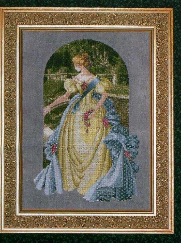 Queen Anne's Lace (Cross Stitch Chart) (Lavender & Lace, 34) - Lavender And Lace Cross Stitch