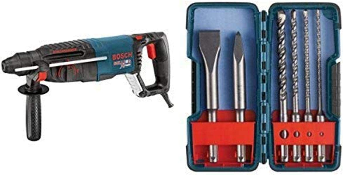 SDS-plus D-Handle Rotary Hammer