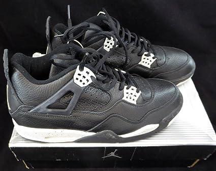 Amazon.com: Air Jordan IV Retro + Black