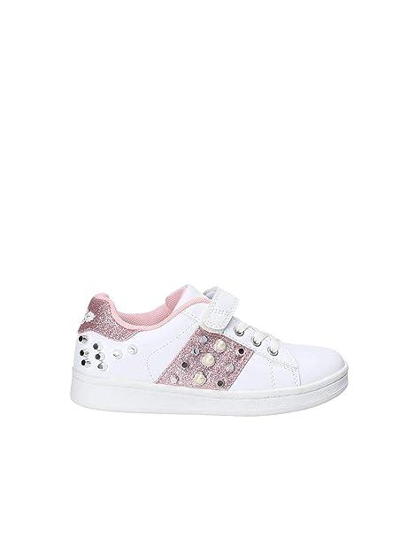 grande qualità 100% di alta qualità a buon mercato Lelli Kelly LK3811 Sneakers Bambina Bianco/Rosa 32: Amazon.it ...