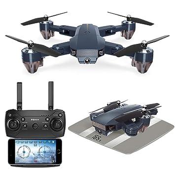 MAOLAOBAN Drone RC Plegable - Drones con cámara 1080P HD, una ...