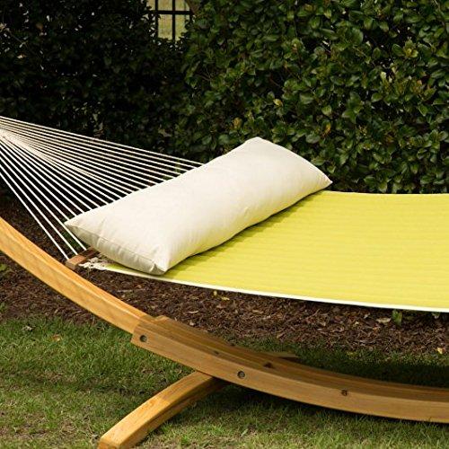 Hatteras Hammocks 52 Inch Long Hammock Pillow - Cream by Hatteras Hammocks (Image #2)