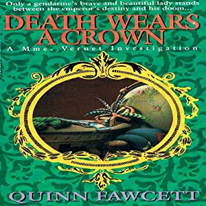 Death Wears a Crown Audiobook