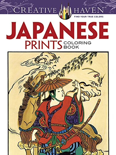 Pdf Arts Creative Haven Japanese Prints Coloring Book (Creative Haven Coloring Books)