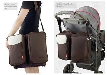 Lvbeis baby wickeltasche waterproof tragbar krippe klappbar