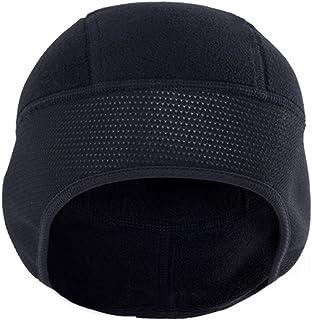Fansport Cappello da Ciclismo, Cappello da Sci Cuffia Invernale con Cappuccio Scaldino per Occhiali da Sole per Sport all Aria Aperta