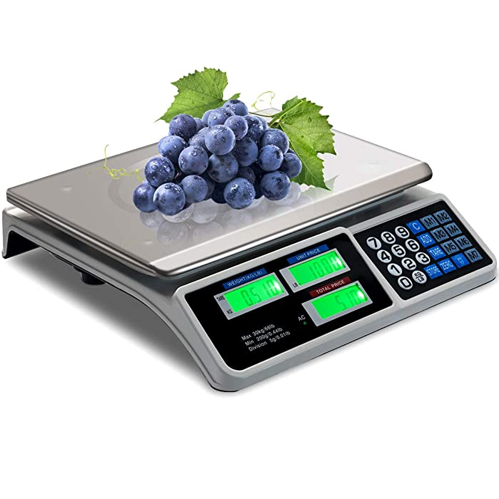 Top 10 Food Scales Digital Weight Commercial