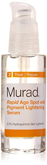 Murad - Rapid Age Spot and Pigment Lightening Serum 1.0 fl oz  - Best Freckle Removal Creams