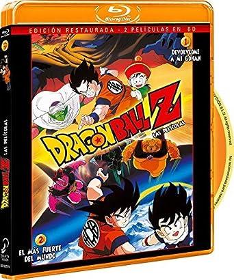 Pack Dragon Ball Z. Película 1: Devolvedme A Mi Gohan. Película 2 ...