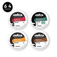 Deals on 64-Count Lavazza Coffee K-Cup Pods Variety Pack