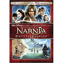 The Chronicles of Narnia: Prince Caspian (Three-Disc Collector's Edition + Digital Copy) (2008)